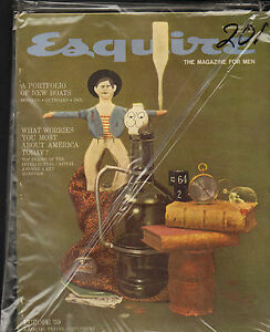 Esquire Magazine--Feb. 1969-----201