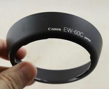 Genuine! Canon EW-60C Lens Hood for EF 28-90mm f4-5.6 USM, EFS 18-55mm  lenses