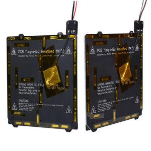 Clone MK3 Magnetic Heatbed MK52 24V+MK3 Spring Steel Plate Platform+PEI Sheet