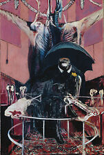 Prints on Canvas, Painting by Francis Bacon