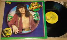 BILL WYMAN ~ MONKEY GRIP ~ ROLLING STONES ~ USA QUADRAPHONIC STEREO LP