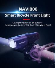 Smart Headlights Enfitnix Navi800 Road Mountain Bike 800 lumens NEW