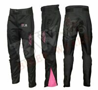Motorbike Motorcycle Ladies Trouser Pant Waterproof CE Armour Thermal Lining
