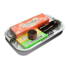 SMIZZLE Bundle:40 pcs 98mm Queen Cones + Tray + Tubes + Grinder + Trial Packs