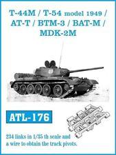 FRIULMODEL METAL TRACKS T 44M / T54 1949 1/35 ATL-176