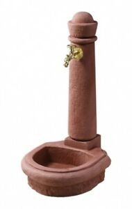 Steinbrunnen Garantia Venezia Puit de Jardin Fontaine Décorée Fontaine Re