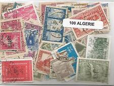 Lot timbres d'Algerie