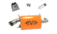 EVOLUTION POWERSPORTS Polaris RZR XP TURBO ECU Flash/ORANGE EVO Magnum Stage 5