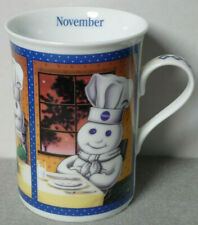 Danbury Mint - Pillsbury Doughboy Mug - November