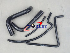 silicone radiator heater hose for HOLDEN COMMODORE VT 5.0L V8 1997-2000 black