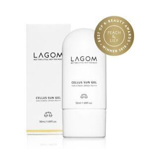 LAGOM Sun Gel SPF50+ PA+++  50ml / 1.69 fl oz  facial sunscreen