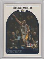 1999-00 Skybox NBA Hoops Decade Hoopla #56 Reggie Miller
