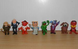 THE MUPPET SHOW PVC Figure Figurine SET Toy Jim Henson Muppets SCHLEICH