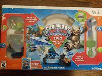 Nintendo Wii Skylanders Trap Team Starter Pack Game Set NEW IN BOX