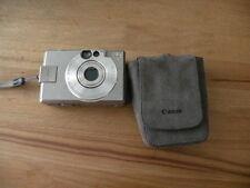 Canon IXUS 330 / PowerShot Digital ELPH S330 2.0MP Digitalkamera - Metallic silv