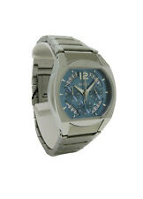 Breil BW0182 Women's Blue Chronograph Date Stainless Steel Analog Watch