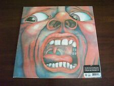 King Crimson,In The Court Of The Crimson King,2010 Discipline Press.New Sealed !
