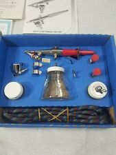 Paasche Airbrush Set Type H Art Supplies Tools USA Painting Hobby