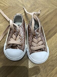 baby girl converse size 3
