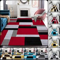 Modern Large Hall Runner Rug Living Room Carpets Bedroom Rugs Kitchen Floor Mats