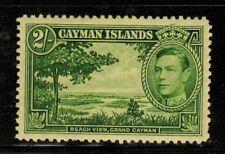 Cayman Is. #109 1938-43 MNH-