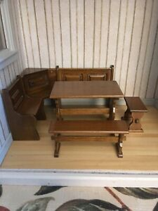 Nook Dining Furniture Set 6 Pieces