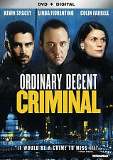 Ordinary Decent Criminal DVD-Kevin Spacey