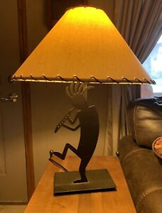Southwestern Table Lamps In Collectible Table Lamps For Sale Ebay