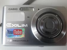 Casio Exilim Digi Cam EX-Z77 OHNE AKKU