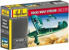 Focek Wulf FW-56 STOSSER-Light Fighter & Trainer (Luftwaffe MKGS) 1/72 HELLER