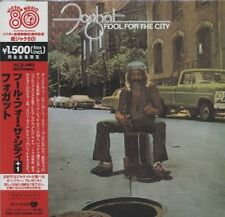 FOGHAT Fool For The City (1975) Japan Mini LP K2HD CD VICP-64225