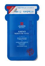 Leaders Mediu Amino Moisture Facial Mask sheet(Moisturizing+Amino Acid) 25ml*10