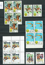 Sport Olympia Olympische Spiele 1984 Los Angeles,  gestempelt (4)