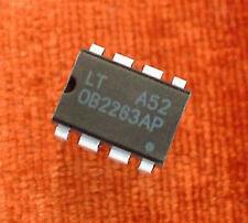 2 x Ob2263ap chip de administración de energía DIP-8