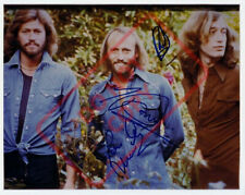8.5x11 Autographed Signed Reprint RP Photo The Bee Gees Barry Gibb Robin Gibb