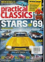 Practical Classics January 2019 Aston Martin V8 Stars of '69