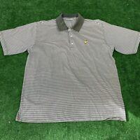 Augusta National Golf Shop Masters Golf Polo Shirt Men's Size L