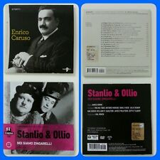 CD ENRICO CARUSO + DVD STANLIO & OLLIO – PZ. 2