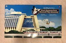 Retired Walt Disney World Resort Monorail Train Playset Contemporary Resort