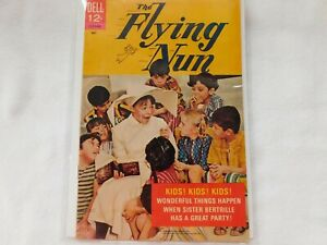 Dell Comics, The Flying Nun, Sally Field. May Issue.