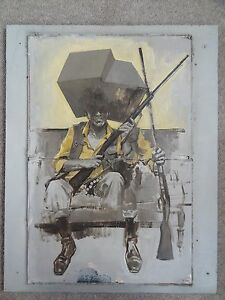 """""""Man with gun"""" by Nicolas Uribe (Bogota, Colombia)"""