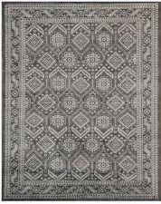 Handmade 5' x 8' Exotic Rug Genuine Tribal Folk Tales Protection Artistic Motifs