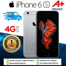 GRADO AAA+ Apple iPhone 6S 16GB 32GB 64GB 128GB LTE 4G libre Desbloqueado ES