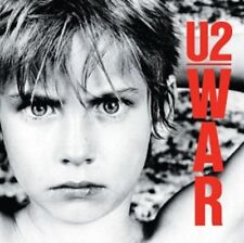 U2 - War  - New Vinyl LP + MP3