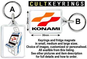 Konami Windy keyring / fridge magnet