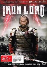 IRON LORD -  NEW & SEALED DVD - FREE LOCAL POST