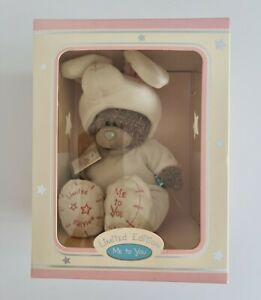 LIMITED EDITION Me To You Bear Boxed Bunny Carte Blanche NEW CONDITION