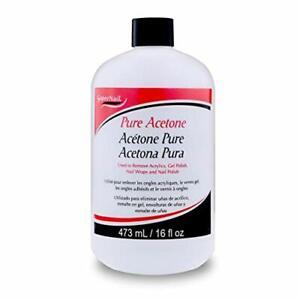 Pure Acetone Acrylics Nail Polish Remover