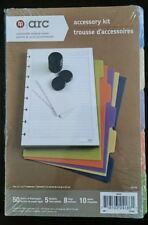 M BY STAPLES ARC CUSTOMIZABLE NOTEBOOK SYSTEM  ACCESSORY KIT 28420 lined NEW.