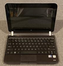 HP Mini 210-4150NR Intel Atom N26001.6GHz 1GB 320GB HD`D 10.1